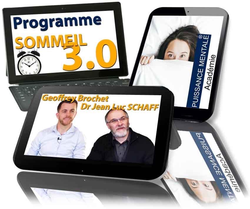 Programme Sommeil 3.0 stratégie  4R Puissance Mentale - coach- préparation mentale